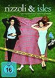 Rizzoli & Isles - Staffel 4 (4 DVDs)