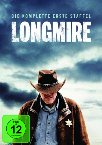 Longmire Staffel 1 (2 DVDs)