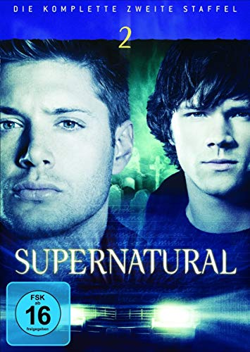 Supernatural Staffel  2 (6 DVDs)