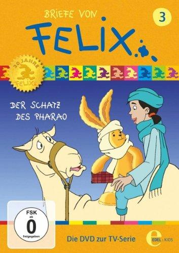 Briefe von Felix - Ein Hase auf Weltreise,