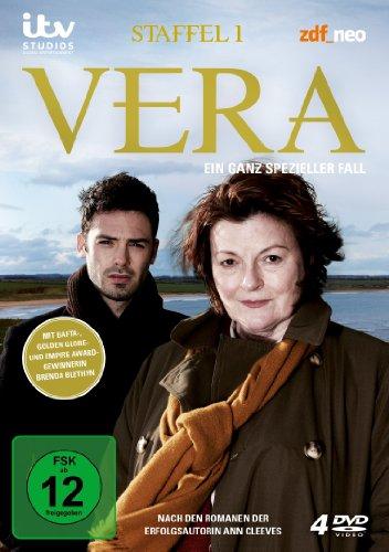 Vera - Ein ganz spezieller Fall: Staffel 1 (4 DVDs)