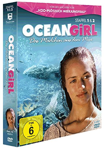 Ocean Girl Das Mädchen aus dem Meer: Box 1 (Staffel 1+2) (6 DVDs)