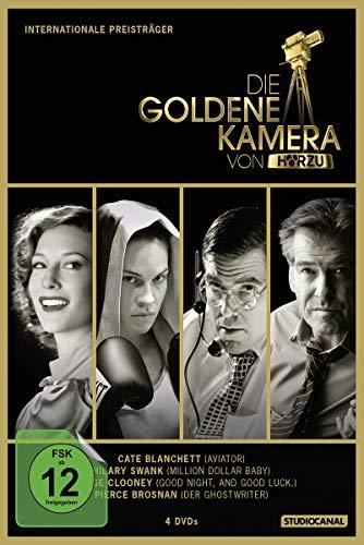 Die Goldene Kamera von Hörzu - Internationale Preisträger (4 DVDs)