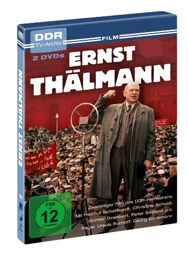 Ernst Thälmann (DDR TV-Archiv) (2 DVDs)