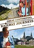 Great Continental Railway Journeys - Series 1 & 2 (4 DVDs)