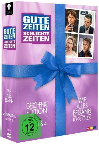 Gute Zeiten, schlechte Zeiten Die Geschenkedition (10 DVDs)