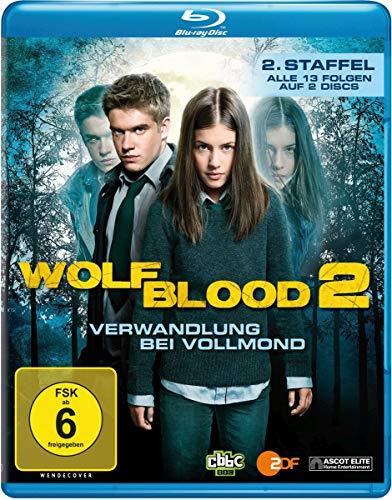 Wolfblood - Verwandlung bei Vollmond: Staffel 2 [Blu-ray]