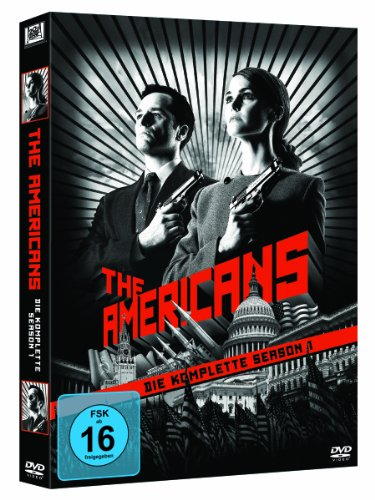 The Americans Season 1 (4 DVDs)