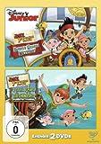 Jake und die Nimmerland Piraten: Peter Pan's Rückkehr/Bucky's große Wettfahrt (2 DVDs)