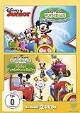 Micky Maus Wunderhaus - Die Wunderhaus-Rallye/Die Wunderhaus-Eisenbahn (2 DVDs)