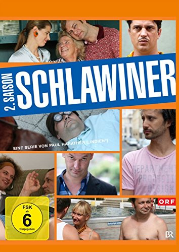 Schlawiner Saison 2 (3 DVDs)