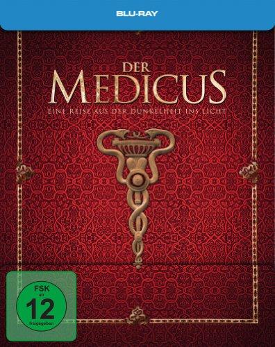 Der Medicus Steelbook [Blu-ray]