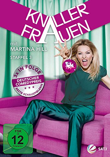 Martina Hill - Knallerfrauen: Staffel 3 (2 DVDs)