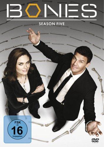 Bones Season  5 (6 DVDs)