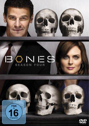 Bones Season  4 (7 DVDs)