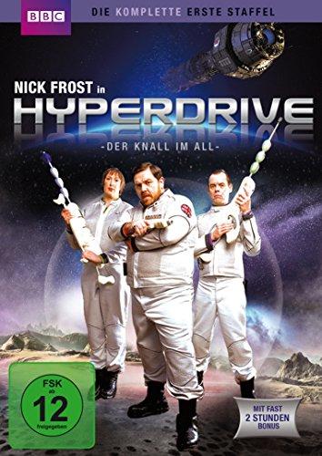 Hyperdrive Der Knall aus dem All (2 DVDs)
