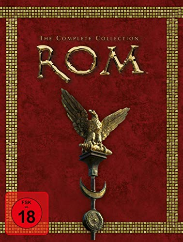 Rom The Complete Collection (11 DVDs)