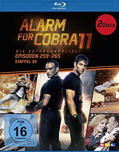 Alarm für Cobra 11 Staffel 33 [Blu-ray]