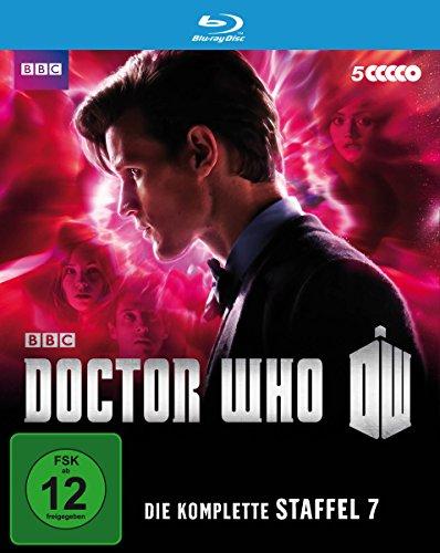 Doctor Who Staffel  7 [Blu-ray]