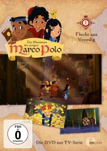 Die Abenteuer des jungen Marco Polo,