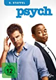 Psych - Staffel 6 (4 DVDs)