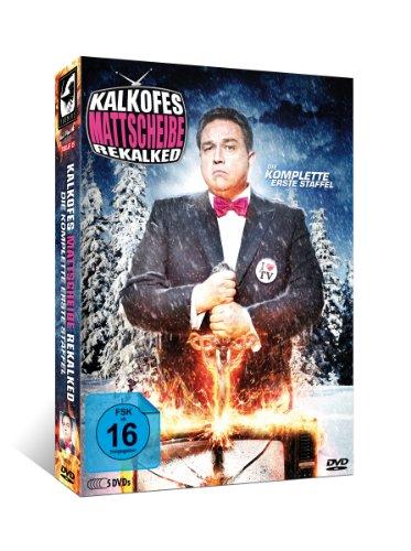 Kalkofes Mattscheibe: Rekalked! - Staffel 1 (6 DVDs)