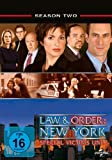 Law & Order: New York - Special Victims Unit, Staffel 2 (6 DVDs)
