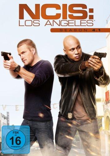 NCIS Los Angeles - Season  4.1 (3 DVDs) Season 4.1 (3 DVDs)