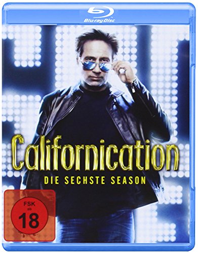 Californication Season 6 [Blu-ray]
