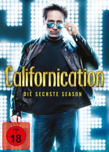 Californication Season 6 (3 DVDs)