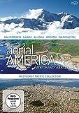 Aerial America - Amerika von oben: Westcoast-Pacific-Collection (2 DVDs)