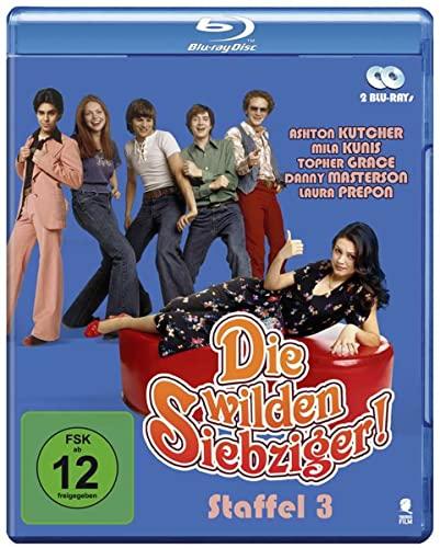 Die wilden Siebziger! Staffel 3 [Blu-ray]