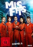 Misfits - Staffel 5 (3 DVDs)