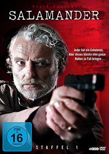 Salamander Staffel 1 (4 DVDs)
