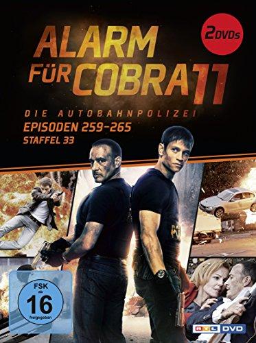 Alarm für Cobra 11 Staffel 33 (2 DVDs)