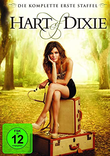 Hart of Dixie Staffel 1 (5 DVDs)