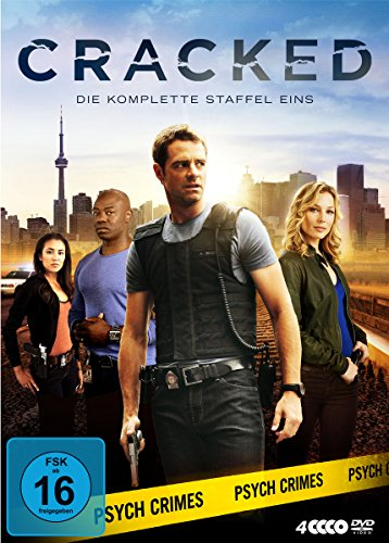 Cracked Staffel 1 (4 DVDs)