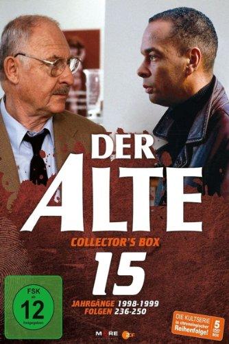 Der Alte Collector's Box Vol.15, Folge 236-250 (5 DVDs)