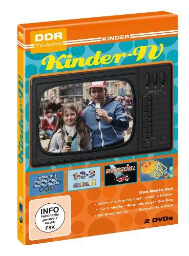 Das Beste aus dem Kinder-TV (DDR TV-Archiv) (2 DVDs)