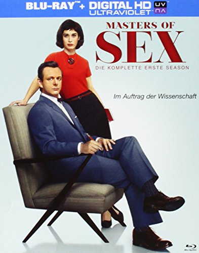 Masters of Sex Staffel 1 [Blu-ray]