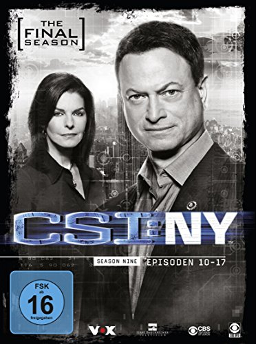 CSI: NY Season 9.2 (3 DVDs)