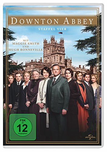 Downton Abbey Staffel 4 (4 DVDs)