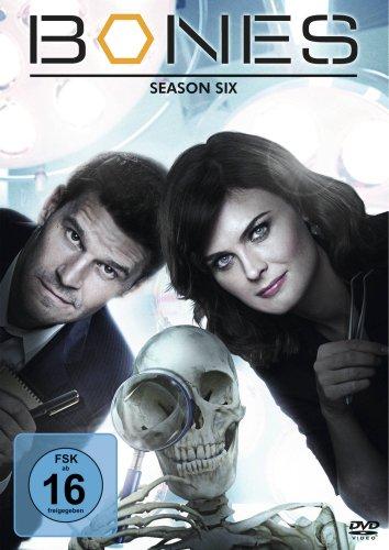 Bones Season  6 (6 DVDs)