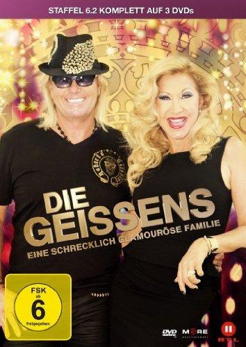 Die Geissens - Eine schrecklich glamouröse Familie: Staffel  6, Teil 2 (3 DVDs)