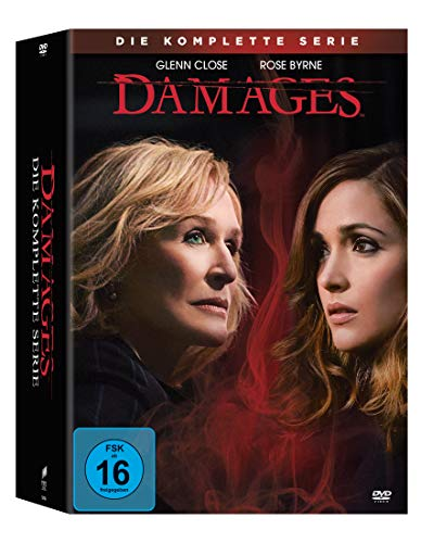 Damages Series 1 - Complete