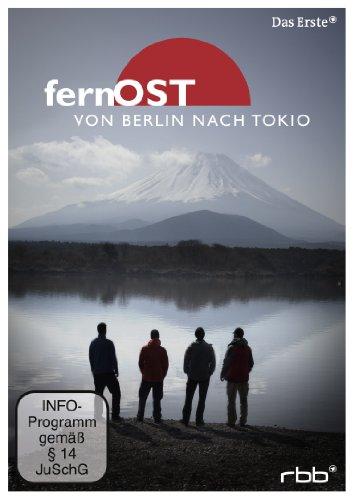 fernOST - Von Berlin nach Tokio (inkl. Reisetagebuch) (3 DVDs)