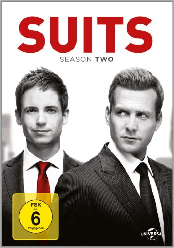 Suits Staffel 2 (4 DVDs)