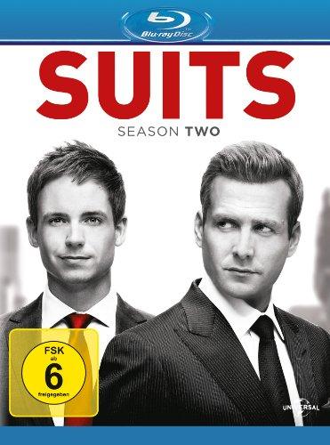 Suits Staffel 2 [Blu-ray]