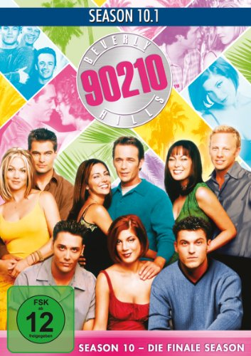 Beverly Hills 90210 Staffel 10.1 (3 DVDs)