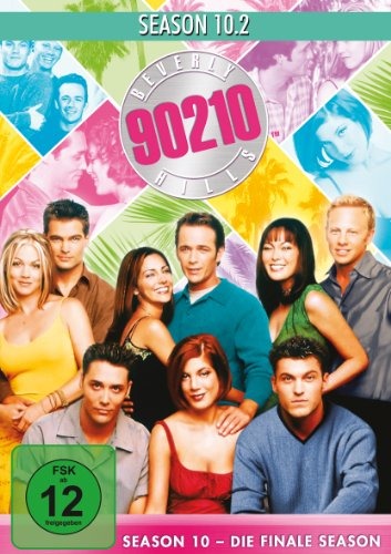 Beverly Hills 90210 Staffel 10.2 (3 DVDs)